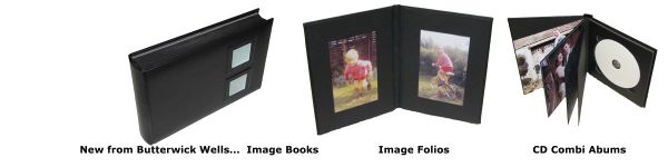 Butterwick Wells Hand Made Photograph Almbums and Folios