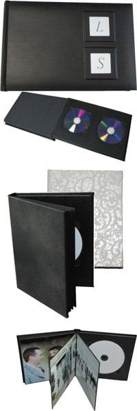 Butterwick Wells combined photgraph album and cd dvd storage